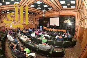 الكشافة السعودية تواصل مشاركتها في دبلوما الاعلام والتسويق بالقاهرة