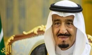 الملك سلمان يستقبل رئيس جمهورية إنغوشيا ويعقدان جلسة مباحثات