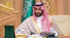 مفتي الجمهورية اللبنانية يهنئ الأمير محمد بن سلمان بمناسبة اختياره ولياً للعهد