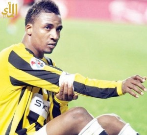 إسقاط عقوبة الإيقاف عن لاعب الاتحاد محمد نور