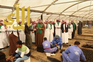 """من حائل.. 35 طالبا يطلعون على انجازات ومشاريع بلدية الخبر ضمن برنامج """"عيش السعودية"""""""