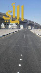 أمانة الشرقية : افتتاح طريق الخدمة الموازي لطريق الأمير نايف في مدينة الدمام