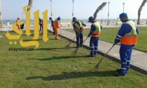 الزايدي: بلدية الخبر تكثف مجهوداتها إستعداداً لإجازة منتصف العام الدراسي
