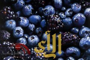 التوت الأزرق والفواكه البنفسجية تقي من أمراض عصبية