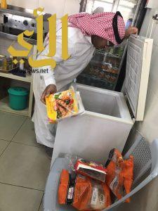 بلديتا قرية العليا وعين دار تنهيان حملتهما الميدانية للتأكد من مصادر اللحوم والصحة العامة