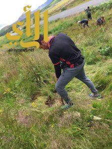 كشافة المملكة يواصلون مشاركتهم في اللقاء الكشفي الــ 15 في ايسلندا