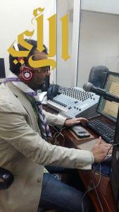 كشافة المملكة يتدربون على إنشاء إذاعة الانترنت
