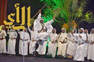 السياحة والتراث الوطني تشارك في احتفالية بيشة بعيد الفطر المبارك