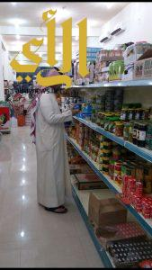 بلدية اللهابة تقوم بـ 84 جولة تفتيشية على المحلات التجارية