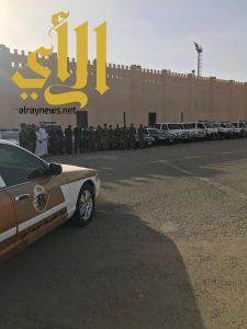 حملات أمنية بمدينة سكاكا ومحافظة طبرجل
