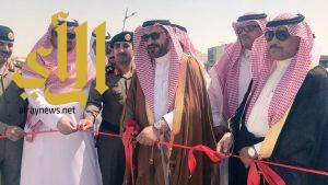 بلدية القطيف تدشن طريق الخليج
