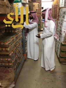بلدية الرفيعة تستعد لاستقبال رمضان بتكيف الرقابة الصحية