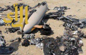 سقوط مروحية جزائرية ووفاة طاقمها