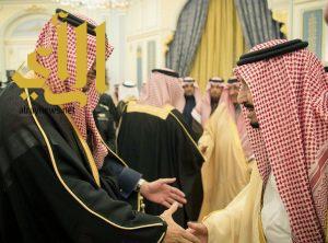 خادم الحرمين يستقبل وزير الخارجية ورؤساء بعثات المملكة في الخارج