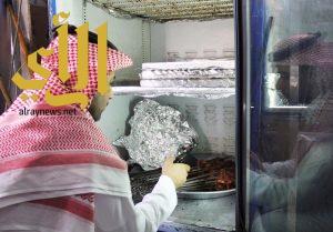 رقابة شاملة وتكثيف جهود النظافة تبذلها بلدية النعيرية