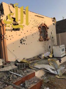 الداخلية: انتحار إرهابيين والقبض على اثنين خلال مداهمة وكرين إرهابيين في جدة