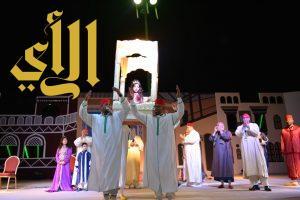 """6 دول عربية تختتم مهرجان """"ليالي شرقية"""" على أنغام عاش سلمان"""