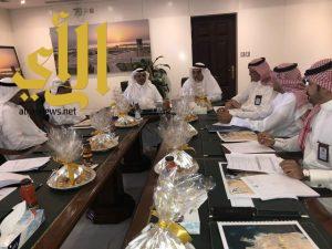 أمانة الشرقية وهيئة النقل تناقشان مشروع النقل العام لحاضرة الدمام ومحافظة القطيف
