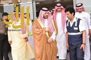 الأمير فيصل بن خالد: تدشين البرج الطبي والمختبر الإقليمي لخدمة جميع سكان المنطقة
