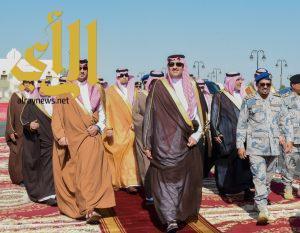 الأمير فيصل بن سلمان يفتتح عدة مشاريع بينبع