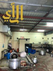 """بلدية الخفجي تنفذ حملة رقابية ضمن حملة """"غذاؤكم.. أمانة"""" في المحافظة"""