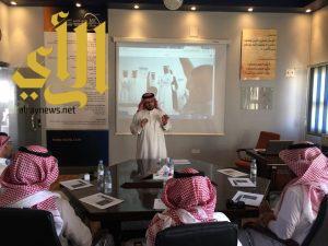 مدير تعليم عسير يوجه بتدريب المشاركين بجائزة الشيخ محمد بن زايد