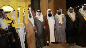 أبناء الشيخ معلاء المظيبري يحتفلون بزواج أبنائهم