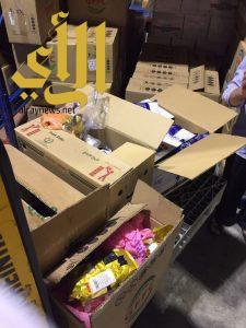 بلدية شرق الدمام تداهم منزل يستخدم كمعمل خياطة ومنزل للحلويات