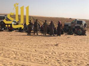 شرطة الجوف تواصل حملاتها التفتيشية ضمن خطة وطن بلا مخالف