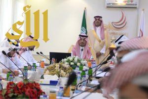 مجلس شباب منطقة عسير يرفع التعازي في وفاة الأمير منصور بن مقرن