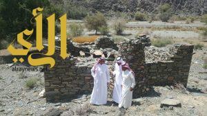 إنجاز أولى مراحل مشروع حماية وادي عياء
