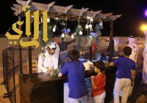 """بلدية النعيرية: فعاليات متنوعة يشهدها احتفال """" فرحة طفل """""""
