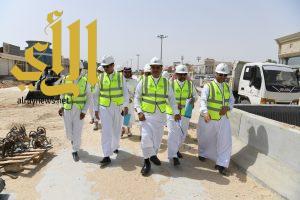 أمين الشرقية: الانتهاء من المرحلة الأولى لطرق الخدمة لنفق الأمير محمد بن فهد في منتصف رمضان المبارك