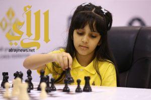 بدور الشلاشل تتوج بلقب بطولة الرياض للشطرنج