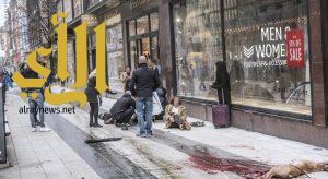 السويد تؤكد أن منفذ هجوم ستوكهولم أوزبكي