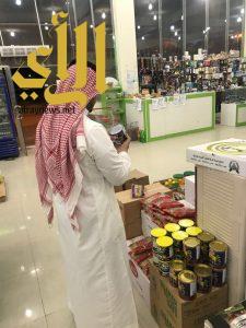 بلدية اللهابة تنفذ 18 جولة وزيارة على المنشآت الغذائية خلال الاسبوع الأول من رمضان