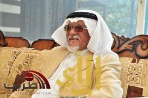 اقاء مع محافظ محافظة الجبيل سابقاً الشيخ سيف بن سعد بن نوره الحرقان