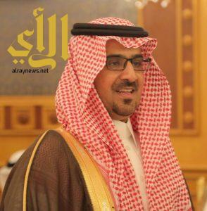 شيخ قبائل العرجان يهنئ الأمير تركي بن طلال بتعيينه نائباً لأمير عسير