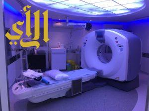 مستشفى تثليث يبدأ تشغيل الأشعة المقطعية
