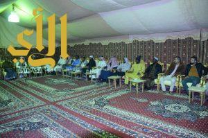 """وفد يمثل 10 دول عربية من جامعة طيبة في زيارة لمهرجان """"ليالي شرقية"""""""