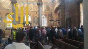انفجاران يهزان كنيستين في مصر