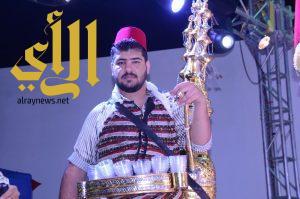 """المأكولات الشامية تستقطب زوار مهرجان """"ليالي شرقية"""""""