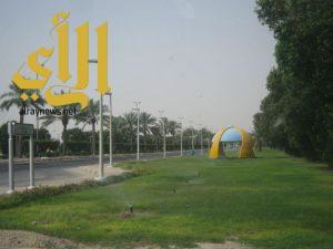 بلدية قرية العليا تستعد لاستقبال الاجازة الدراسية ورمضان المبارك