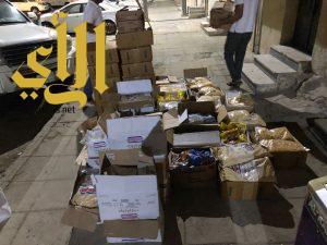 بلدية الخبر تضبط شقة لتجهيز وتخزين المواد الغذائية وتصادر 580 كلجم من اللحوم