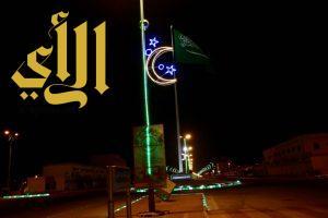 بلدية مليجة تجهز المواقع استعدادا لاستقبال عيد الفطر المبارك