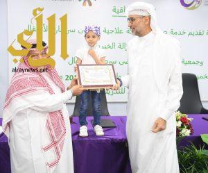 """""""ساند الخيرية"""" تطلق استراتيجيتها لعلاج 70 طفلاً مصاباً بالسرطان هذا العام"""