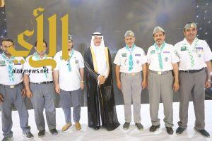 وادي الدواسر تحتفي بالدكتور سعود بن خلف مدير التعليم الأسبق بالمحافظة