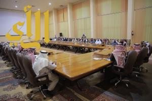 """خلال مؤتمر صحفي """"المجلي"""" يعلن عن إنطلاق فعاليات مهرجان ربيع بريدة 39"""