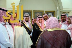 بدر بن سلطان شرف حفل أهالي الجوف بمناسبة تعيينه أميراً للمنطقة