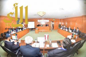 عقد الجلسة التمهيدية للقاء العربي لمسئولي الاعلام والاتصال لرواد الكشافة والمرشدات